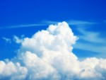入道雲と積乱雲の違い!大きさや季節、雄大積乱雲と搭状積雲では?